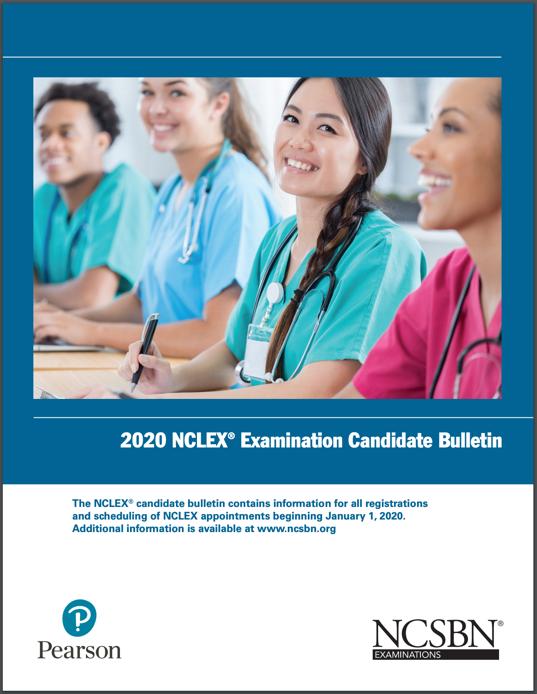 2020 NCLEX Examination Candidate Bulletin