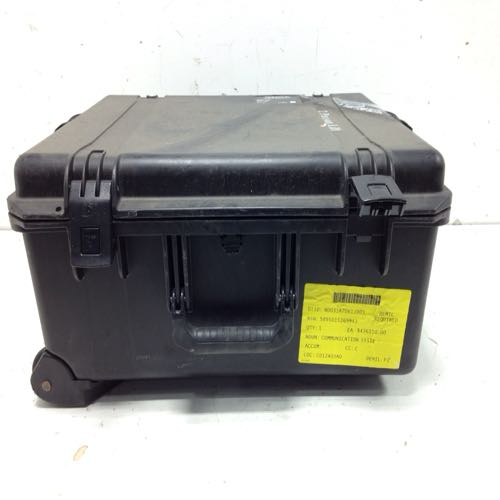 Military Storm Case