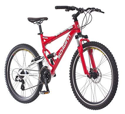 Schwinn pp00236162 adult Protocol bike  size 26 red