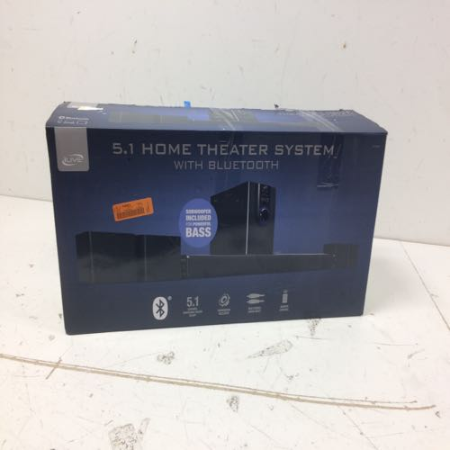 Ilive  IHTB138B 5.1 Home Theater System Bluetooth
