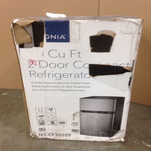 Insignia Ns-cf43ss9 Compact Refrigerator