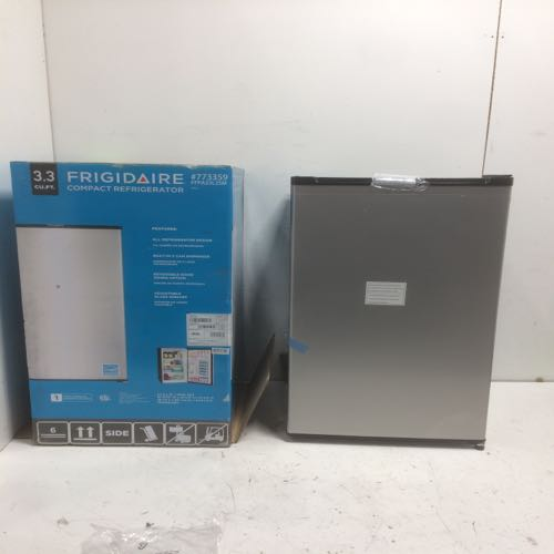 Compact Refrigerator size 3.3 CU FT
