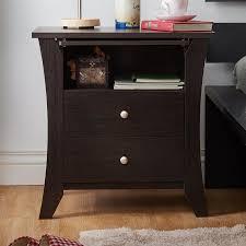Furniture Of America YNJ-1420-5 Dark Espresso Nightstand