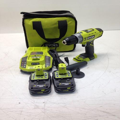 Ryobi Cordless Drill Kit