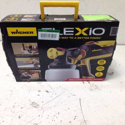 Wagner 24964 27232 Indoor/outdoor Paint Sprayer