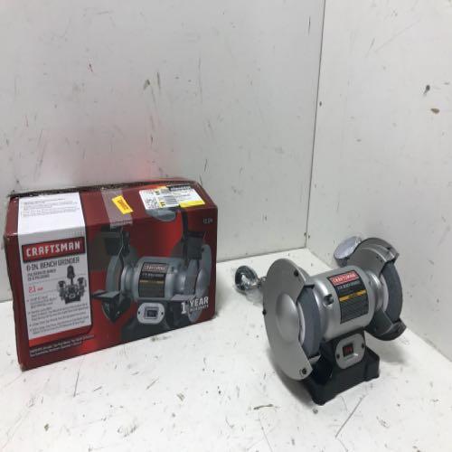 Craftsman 930566 7 In Buffer/ Polisher