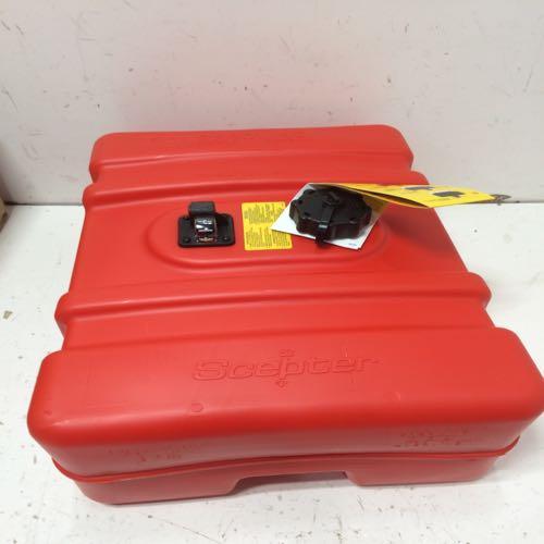 Scepter 08669 Plastic Fuel Tank  size 12 Gallon
