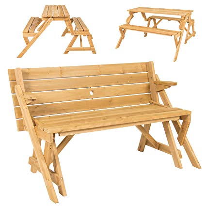 Im A Bench Look 2 In 1 Bench/table