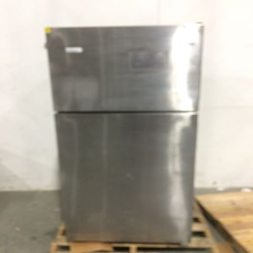 Amana Art308ffdm 18.2 Cu. Ft. Top-Freezer Refrigerator