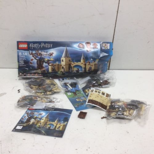 Lego 75955 Lego Harry Potter Set