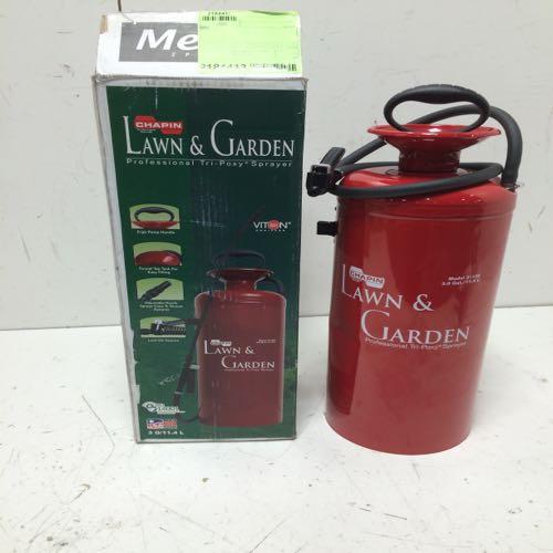 Lawn & Garden 31430 Lawn Sprayer