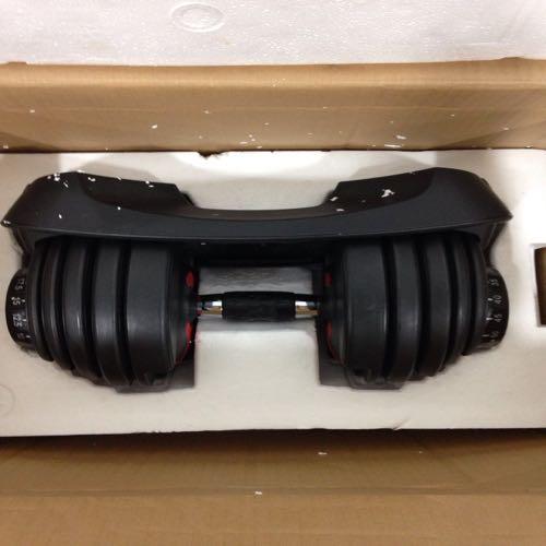 bowflex  24953 dumbbells