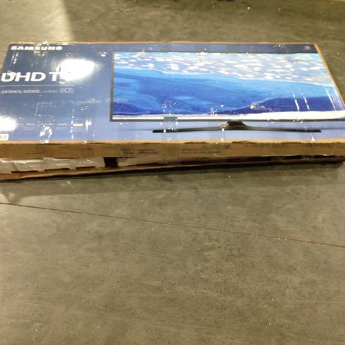 Samsung UN60KU600F HD Television