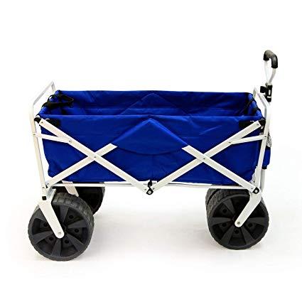 Macwagon  3648 folding beach wagon wheeled