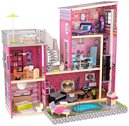 Kid Kraft Uptown Kids Dollhouse