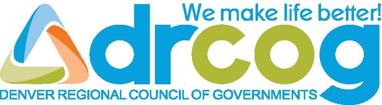 DRCOG logo.