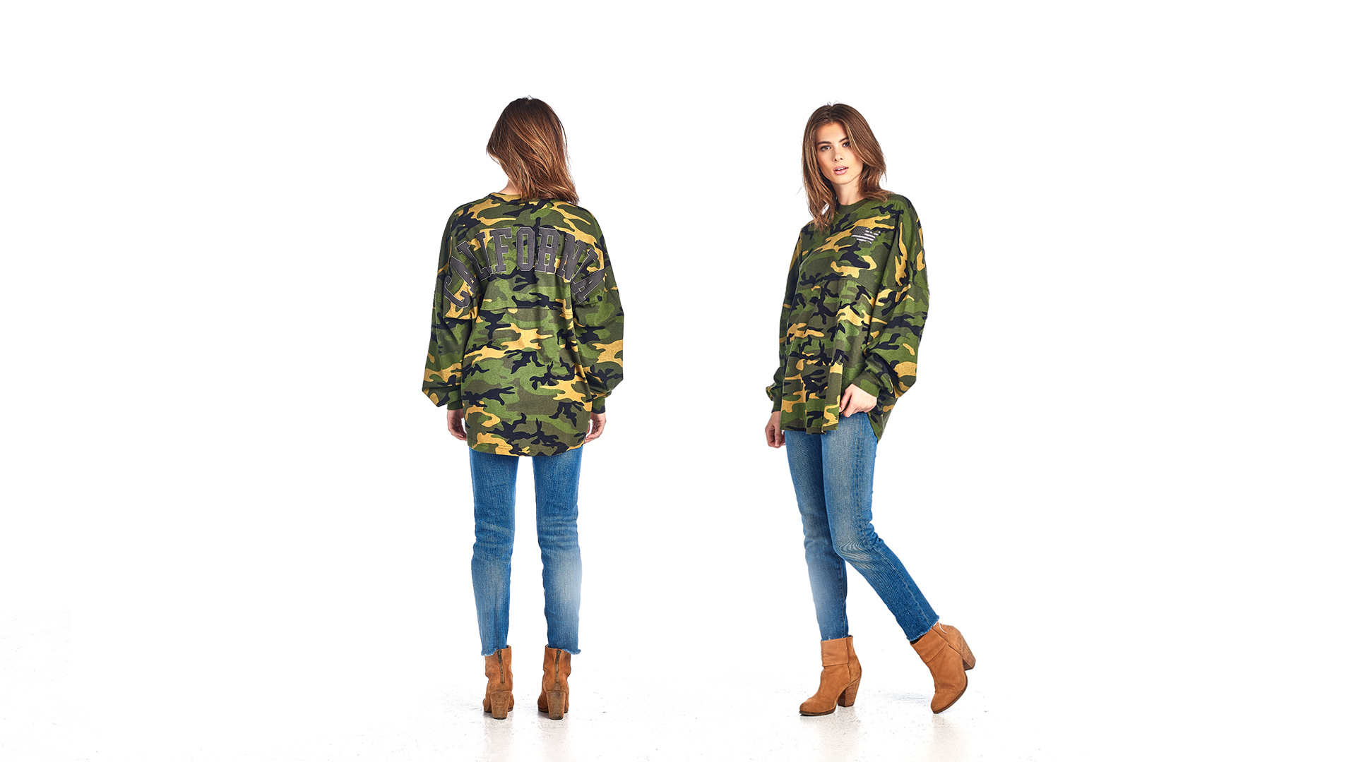 California Camo Spirit Jersey