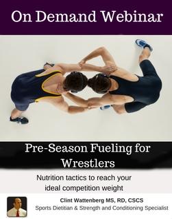Pre-Season Fueling for Wrestlers (2)
