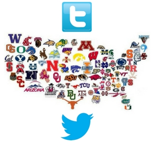 College Sports Nutrition Programs You Want to Follow on Twitter (wait for it)