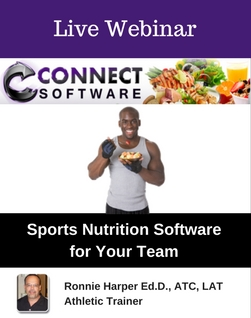 Sports Nutrition Software