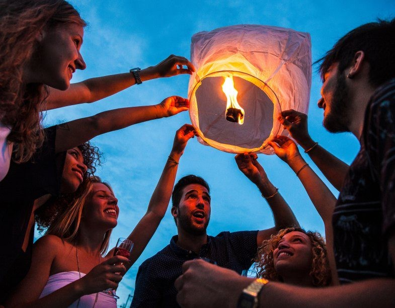2018 Pingxi Sky Lantern Festival kicks off on Mar 2nd!