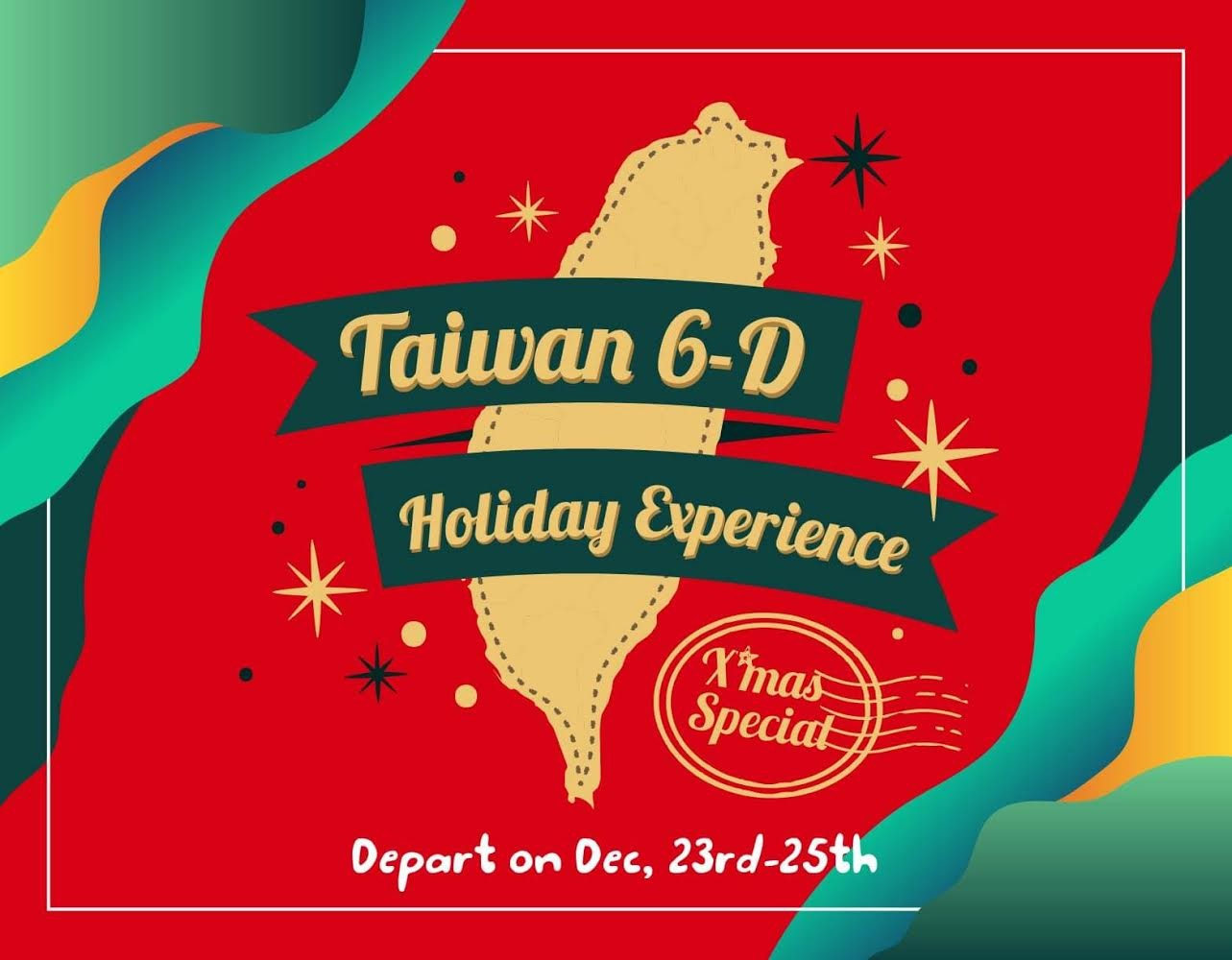 Xmas 6-Day Holiday Tour! Depart on Dec 23th - 25th