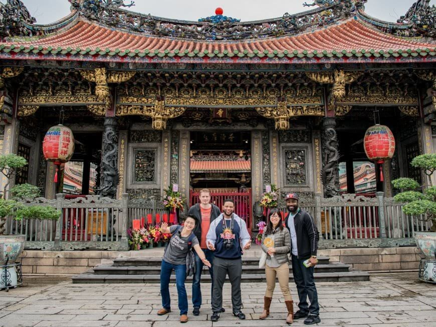 Discover Longshan Temple, one of Taiwan's most visited religious sites