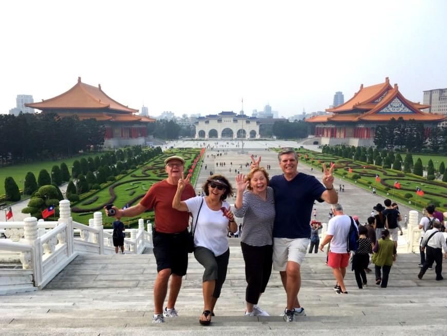 Democracy Plaza / Chiang Kai-Shek Memorial Hall