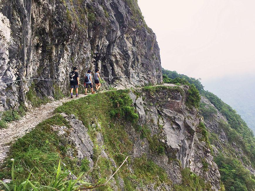 Jhui Lu Old Trail