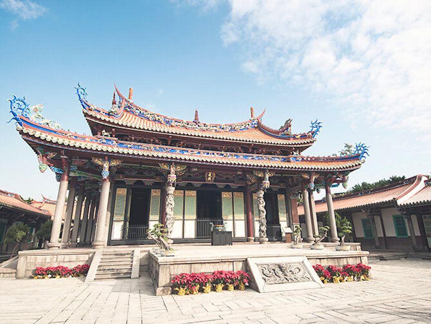 Visit Baoan Temple, recipient of a 2003 UNESCO Asia-Pacific Heritage Award
