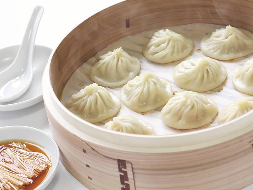 Eat your fill of Xiao Long Bao at Din Tai Fung
