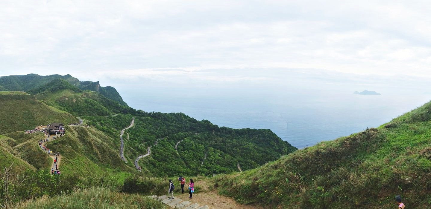 Caoling Historical Trail Hike