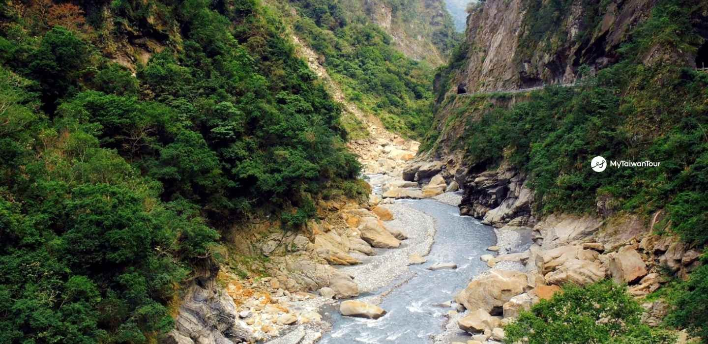 Exploring Taroko Gorge in 2 Days (Classic)
