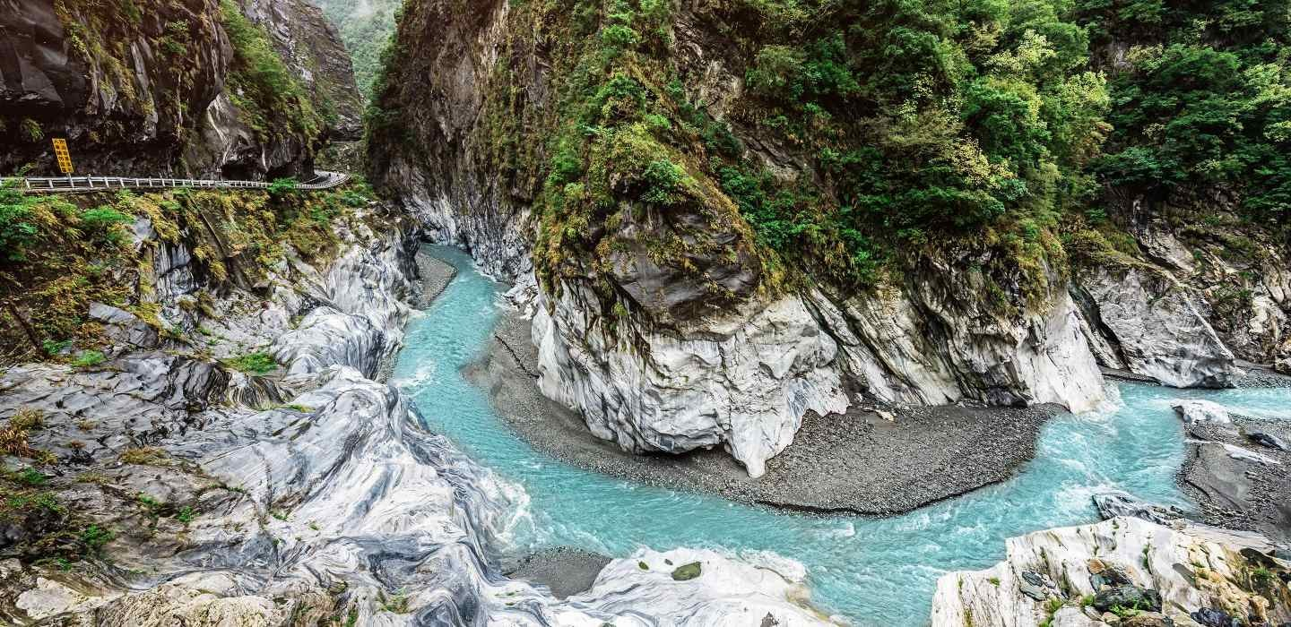 Exploring Taroko Gorge in 2 Days (Luxury)