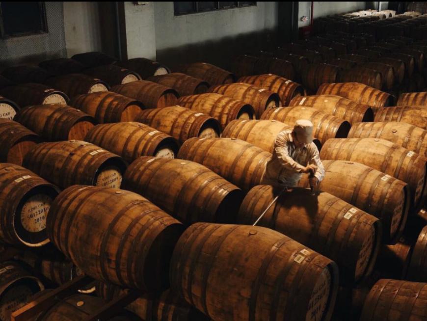 Day 1: Visit the Kavalan Whiskey Distillery producer of the award-winning Kavalan Whiskey