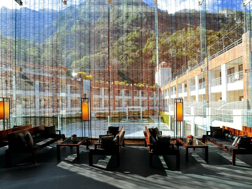 Day 1: Check in at TripAdvisor 4.5-Star Silks Taroko Hotel