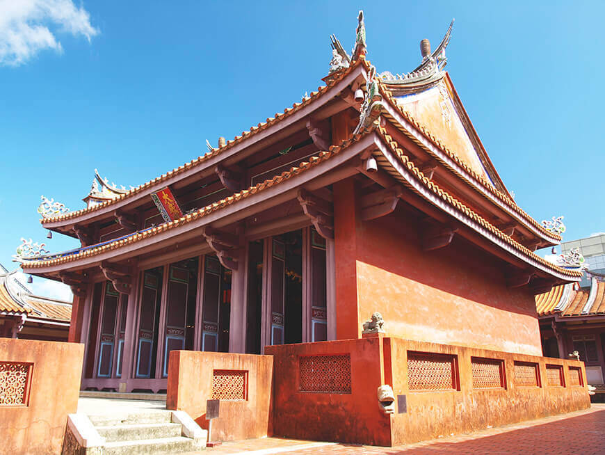 Explore historic Tainan, Taiwan's ancient capital
