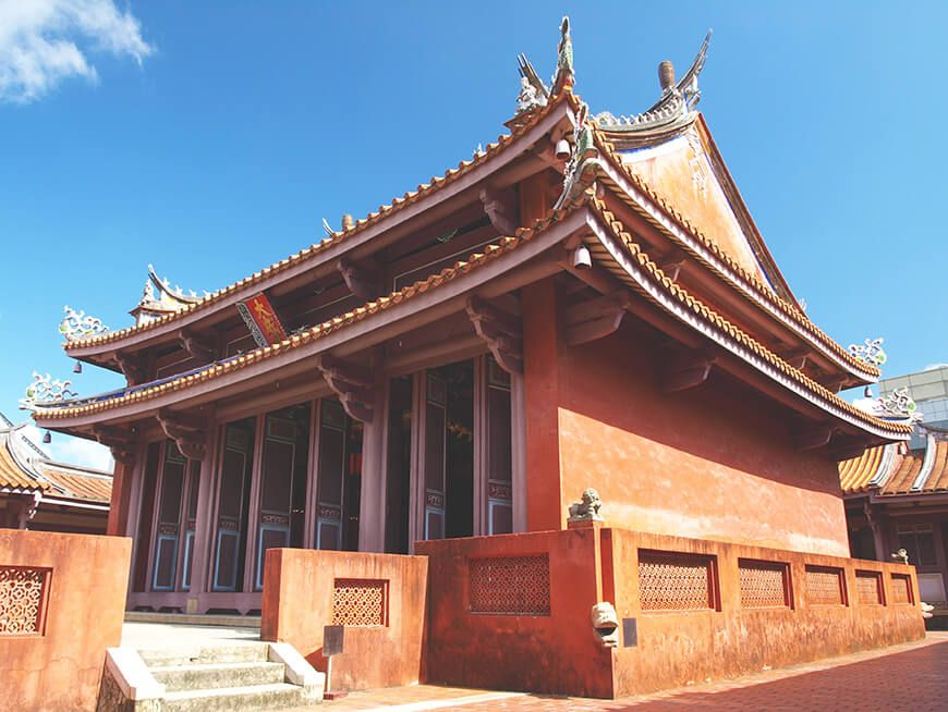 Walk through history at Taiwan's oldest Confucian Temple