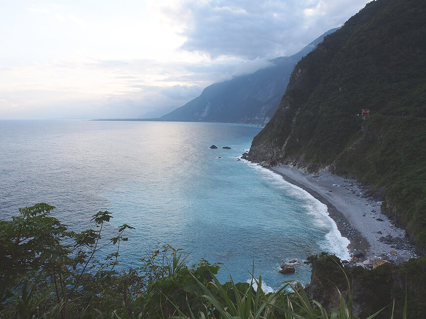 Explore world-renowned Taroko National Park