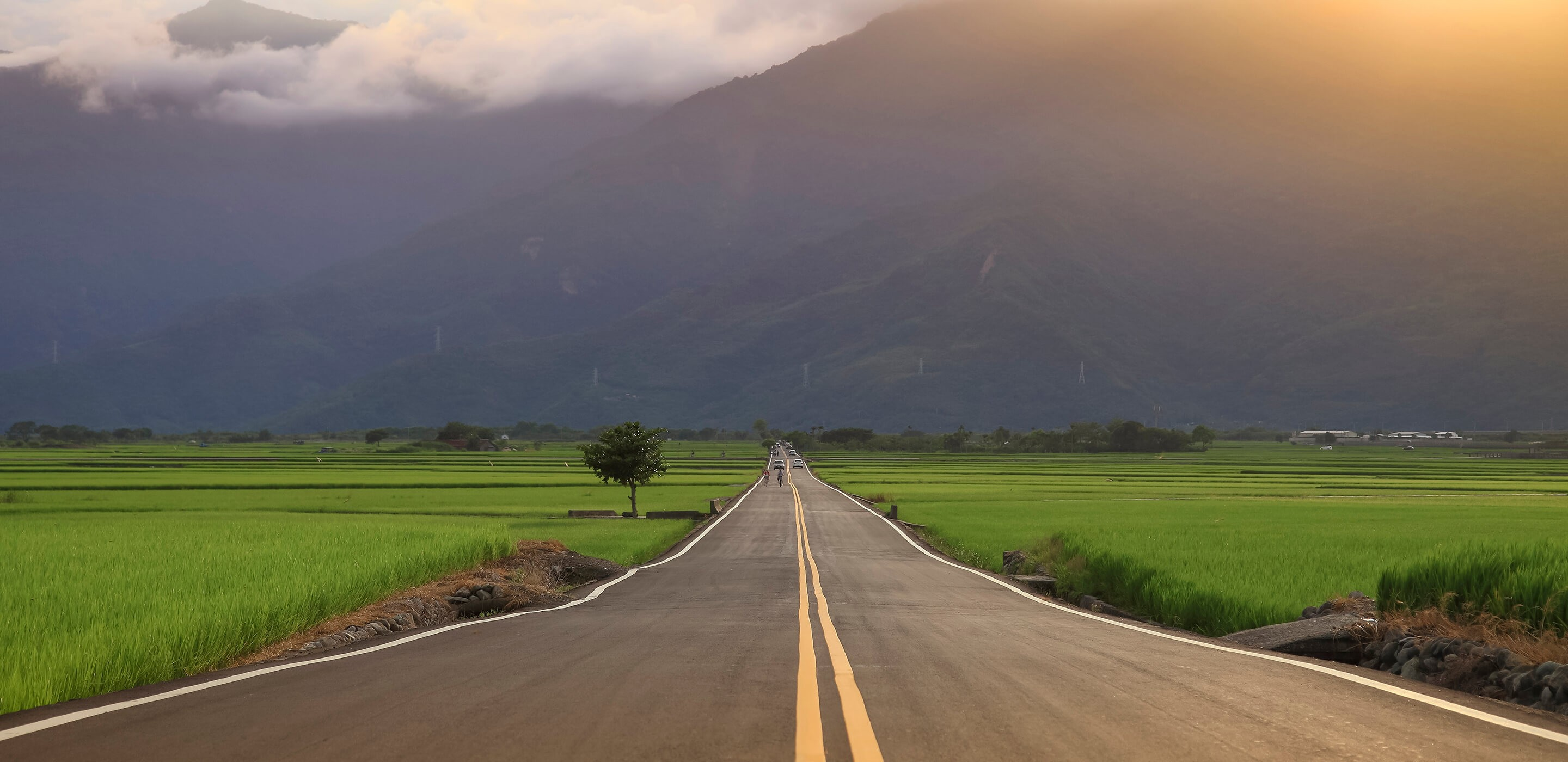 Scenic drive up the East Rift Valley