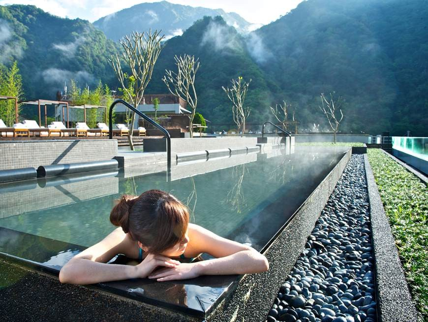 Five star hotels with excellent facilities including spas, hot springs and more| Photo Courtesy by Silks Place Taroko