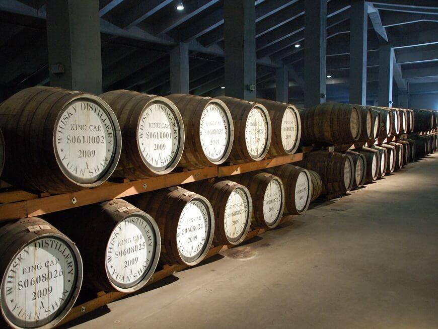 KAVALANウイスキー工場_金車宜蘭威士忌酒廠の写真
