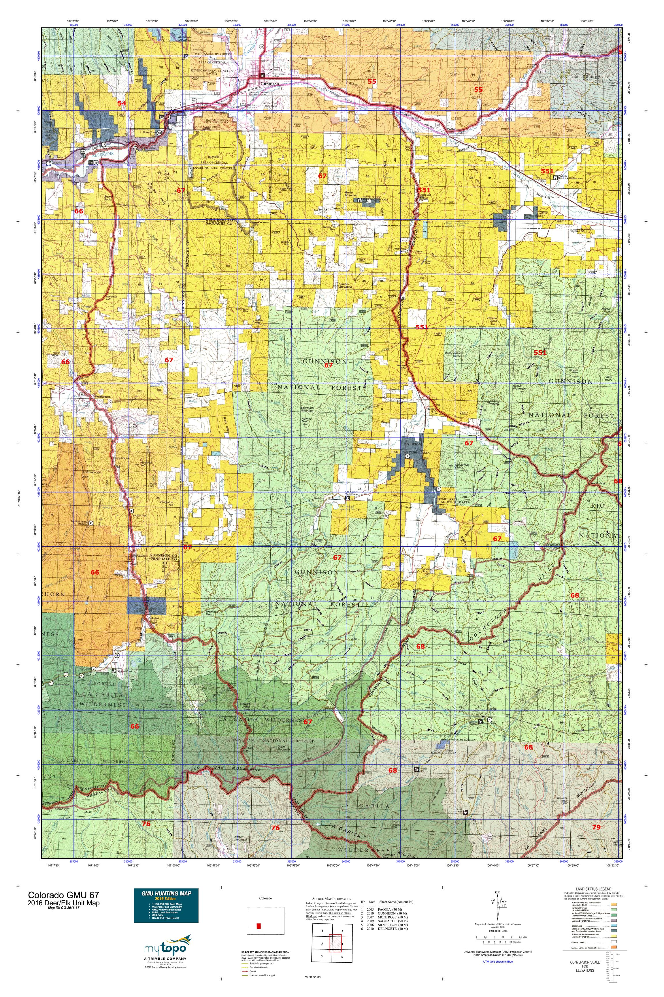 blm land map colorado with Hunt Area Unit on Maps Boundary Modifications Bears Ears And Grand Staircase Escalante National Monuments as well Vermilion Cliffs National Monument likewise Index besides California Trail Byway moreover WildernessAreaMap.