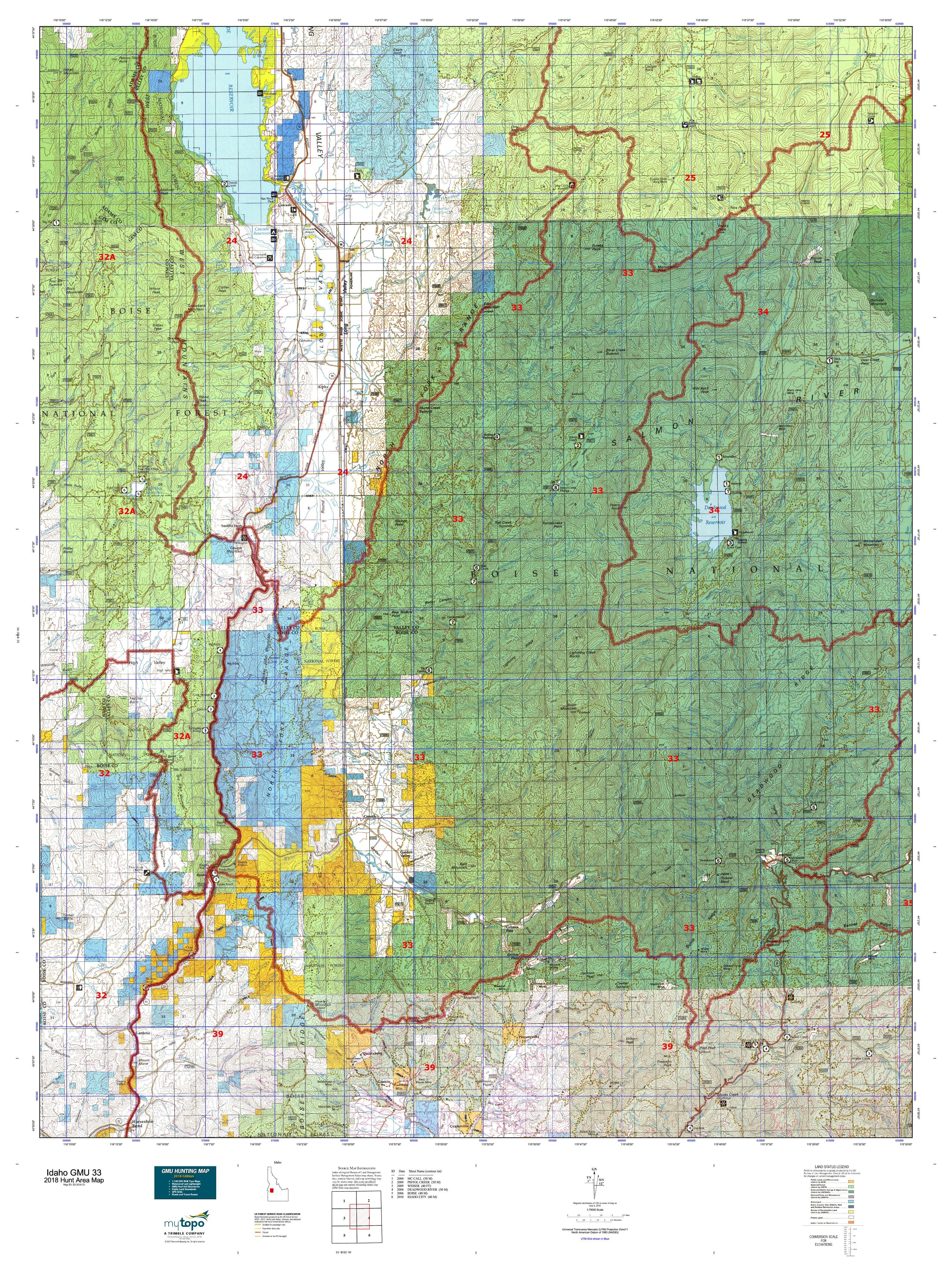 Idaho GMU 33 Map   MyTopo on kootenai county snow load map, idaho most beautiful, kootenai county zoning map, idaho land use map, idaho sand dunes map, idaho unit 28 elk population, u.s. federal land map, idaho county map, boulder city idaho map, idaho hunting map, idaho natural resources map, idaho rivers, idaho department of lands map, new mexico blm land map, idaho nrcs mlra map, idaho location on map, idaho big game unit map, idaho blm maps,