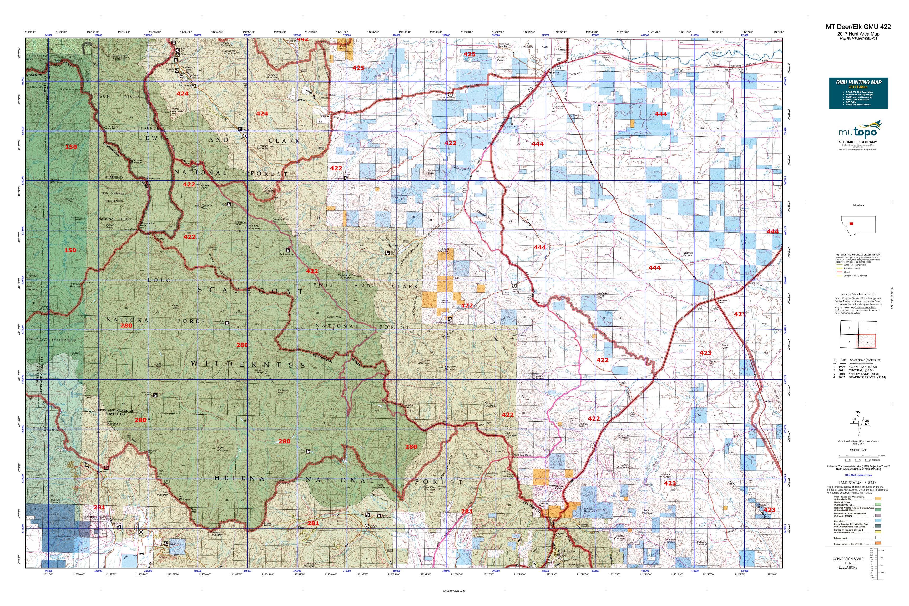 Mt Us Map Globalinterco - Mt us map