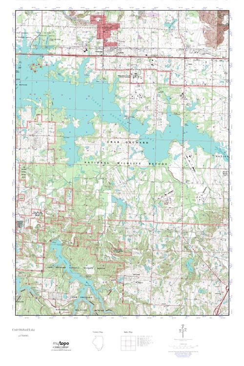 Illinois State Quad Map Swimnovacom - Us quad maps