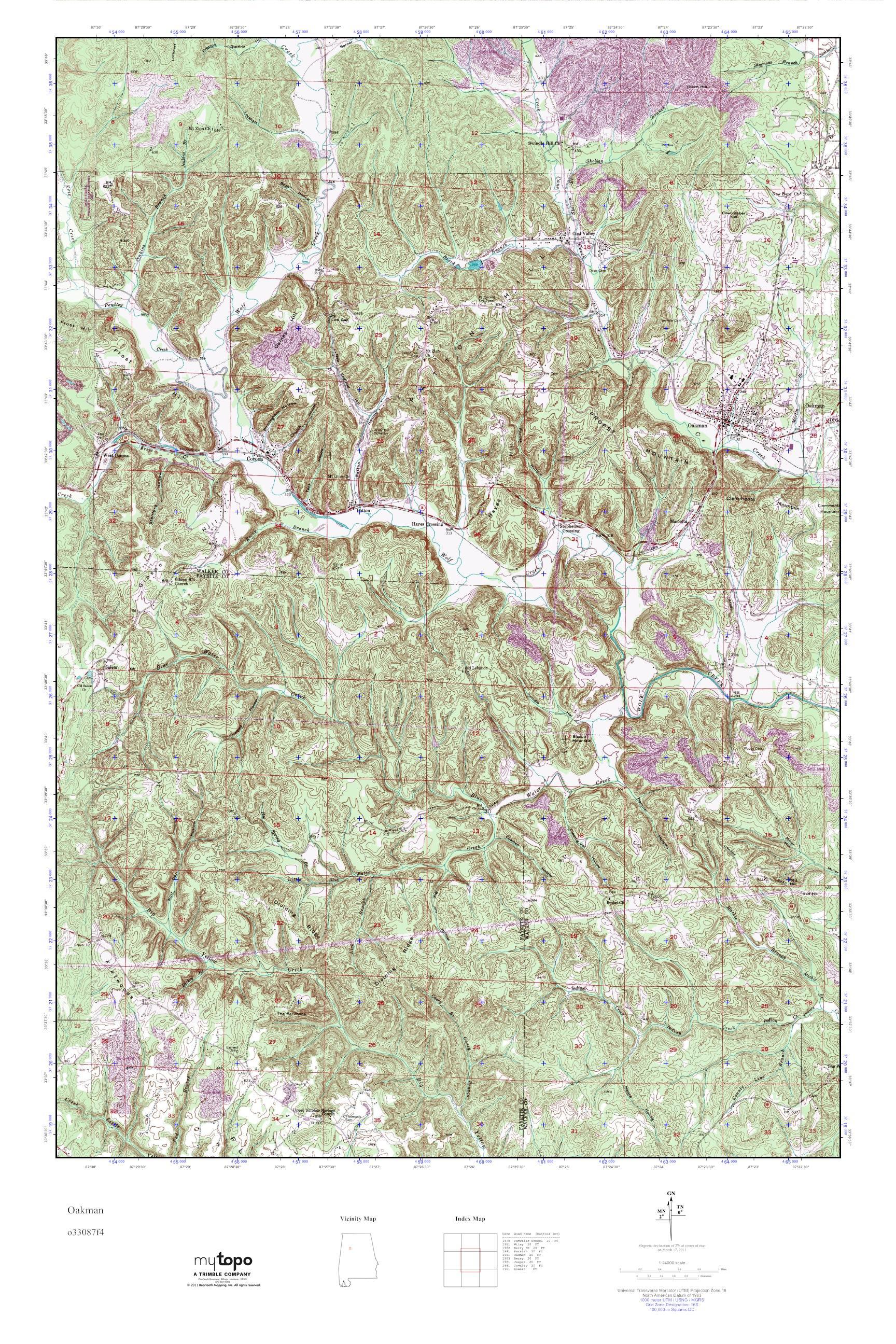 MyTopo Oakman, Alabama USGS Quad Topo Map on map of sulligent alabama, map of greensboro alabama, map of vincent alabama, map of arley alabama, map of rainbow city alabama, map of wadley alabama, map of gardendale alabama, map of oneonta alabama, map of sylvania alabama, map of talladega alabama, map of hayneville alabama, map of red bay alabama, map of montevallo alabama, map of calera alabama, map of trafford alabama, map of united states alabama, map of fort payne alabama, map of haleyville alabama, map of st. clair county alabama, map of mount olive alabama,