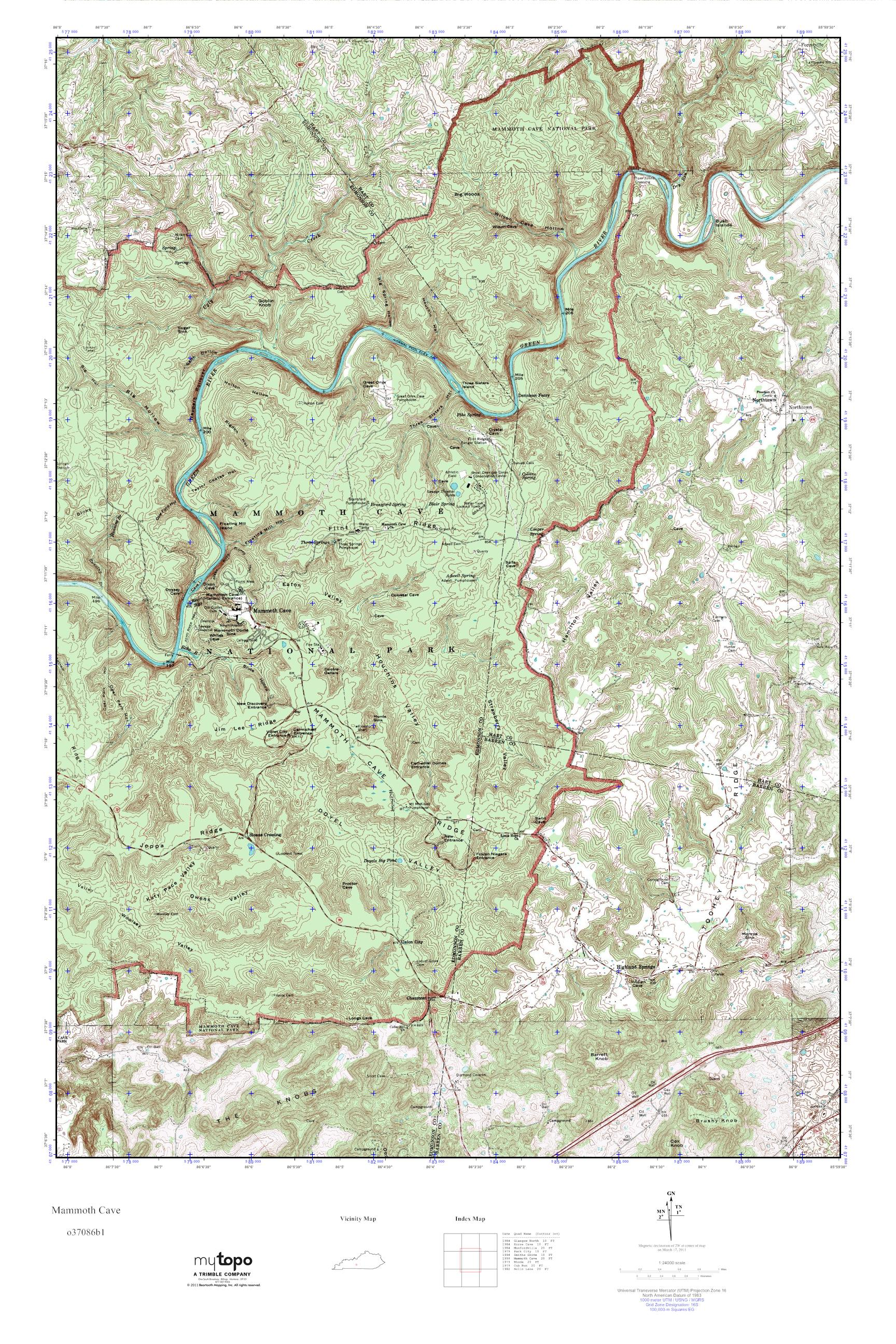 MyTopo Mammoth Cave, Kentucky USGS Quad Topo Map on endless caverns map, cave junction oregon map, wind cave national park map, the land of painted caves map, mammoth caves tennessee, glacier national park, shenandoah national park, carlsbad caverns national park, yellowstone national park on a map, hawaii volcanoes national park, great smoky mountains national park, colorado river map, sequoia national park, crater lake national park, u.s. forest map, grand canyon national park, jewel cave national monument, badlands national park, bigfoot cave map, ky state parks map, mesa verde national park, petrified forest map, wonder cave map, acadia national park, cosmic cavern map, caves in new mexico map, black canyon of the gunnison map, sylvan cave map, timpanogos cave national monument map, hot springs national park, olympic national park, great onyx cave map, cuyahoga valley national park, yosemite national park, redwood national and state parks, cave of the winds map, wind cave national park, mountain river cave vietnam map,