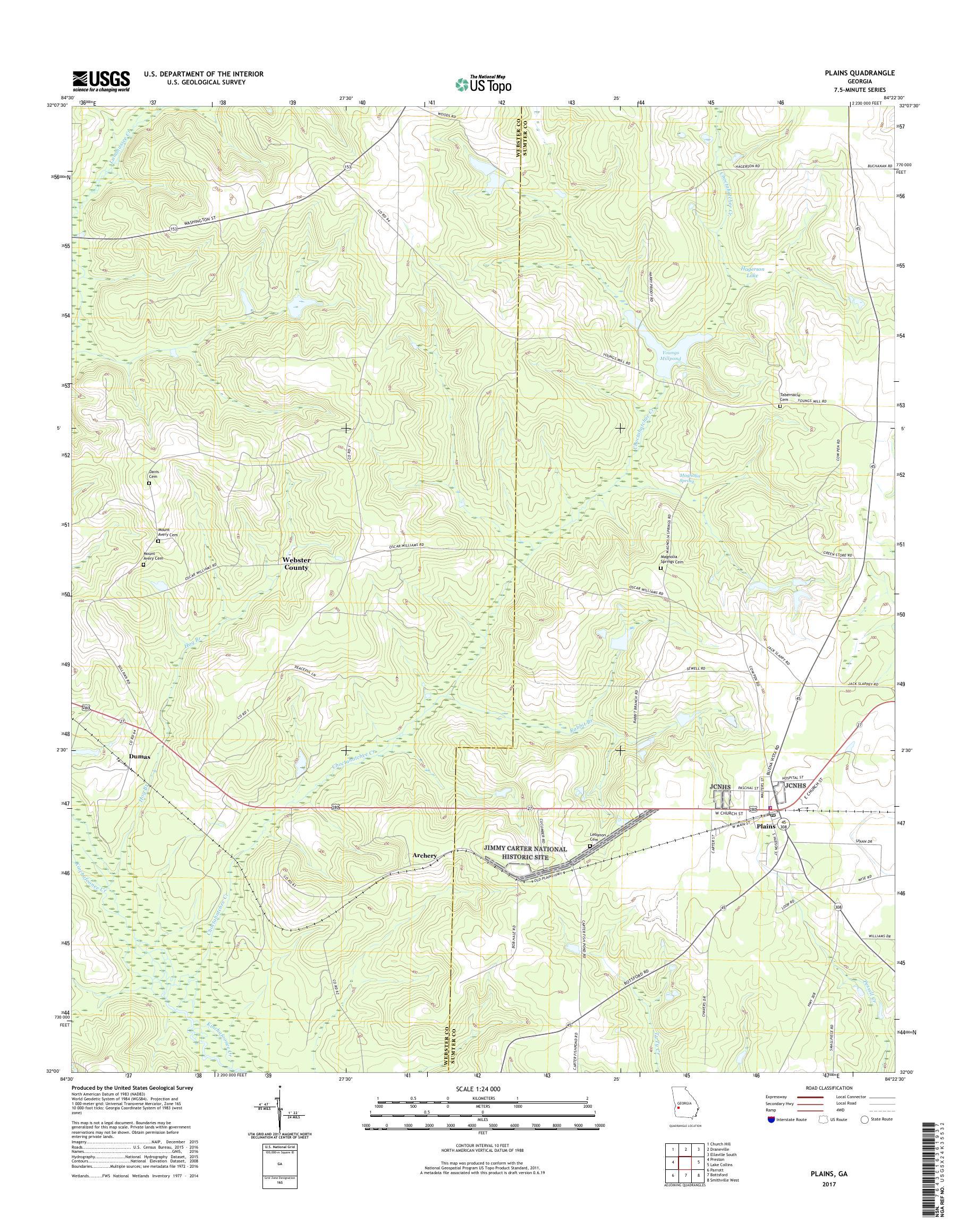 MyTopo Plains, Georgia USGS Quad Topo Map on plains mt map, plains pa map, plains ks map, plains georgia, plains washington map, high plains topographic map, plains illinois map, plains ga sumter county murders, plains tx map, plains state map, plains ga restaurants,