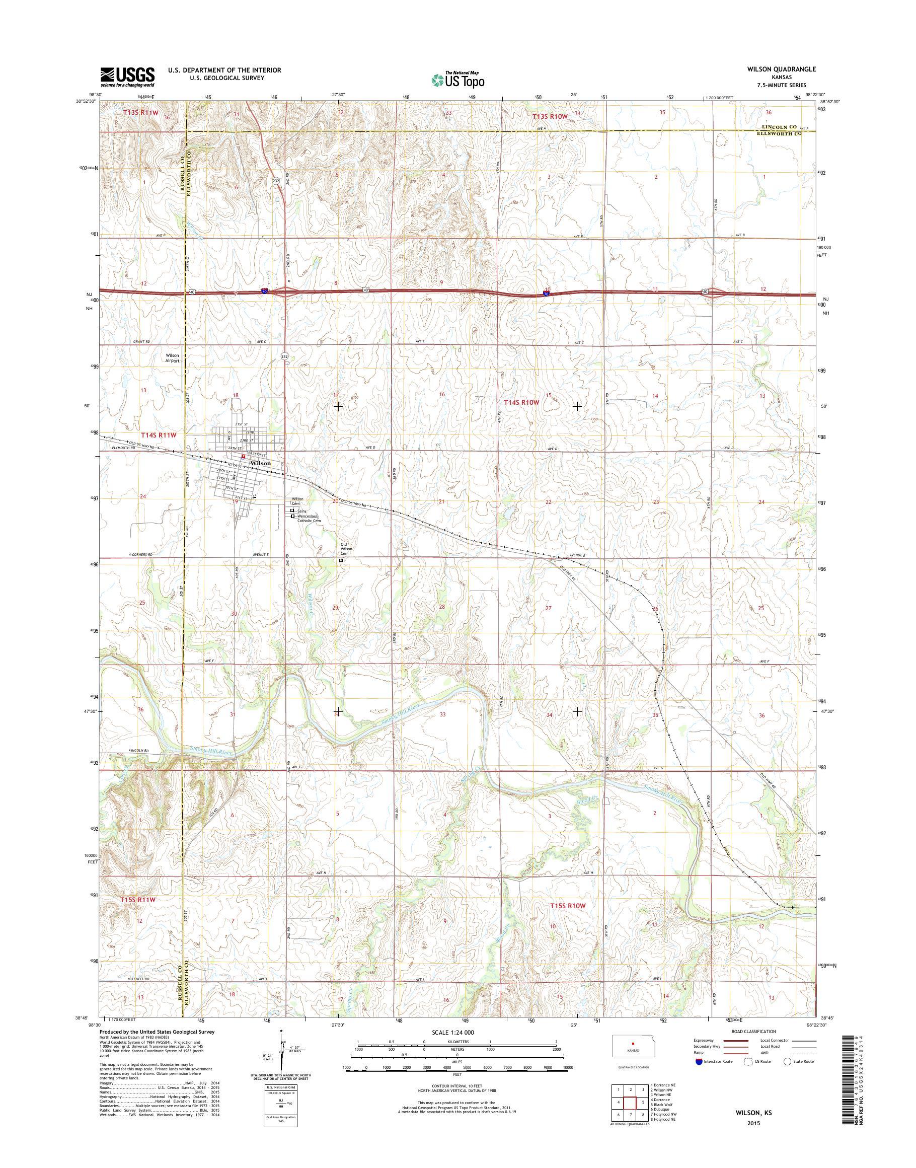 MyTopo Wilson, Kansas USGS Quad Topo Map on elkader kansas map, waverly kansas map, madison kansas map, neosho kansas map, linn county kansas map, fort dodge kansas map, grinnell kansas map, marion kansas map, walnut creek kansas map, wichita falls kansas map, iowa kansas map, topeka kansas map, wamego kansas map, coffeyville kansas map, scott county kansas map, beloit kansas map, salina kansas map, liberal kansas map, winona kansas map, desoto kansas map,